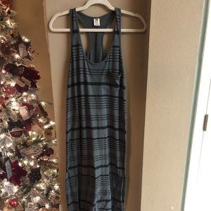 Long Roxy maxi dress